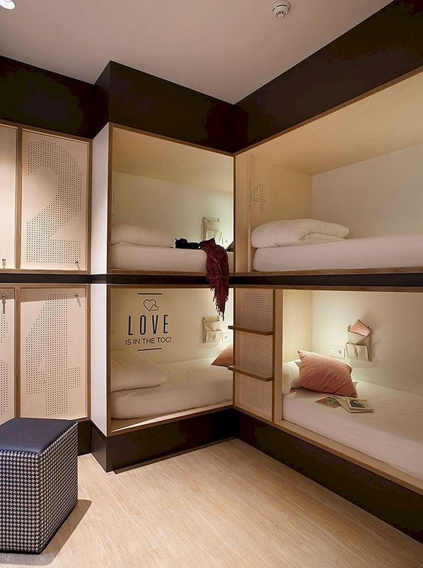 17 Most Popular Floating Bunk Beds Design 15