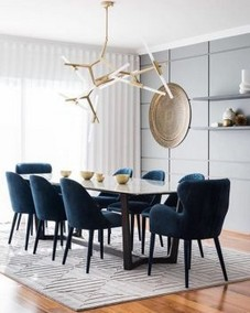 17 Most Popular Of Modern Dining Room Tables In A Contemporary Style 18