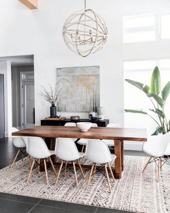 17 Most Popular Of Modern Dining Room Tables In A Contemporary Style 19