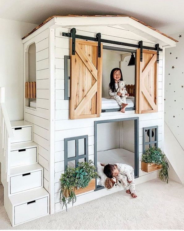 17 Top Choices Bunk Beds For Kids Design Ideas 04