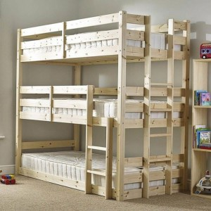 17 Top Picks For A Triple Bunk Bed For Kids Rooms 15