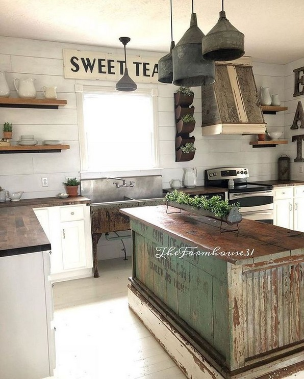 18 Best Rustic Kitchen Design You Have To See It 23