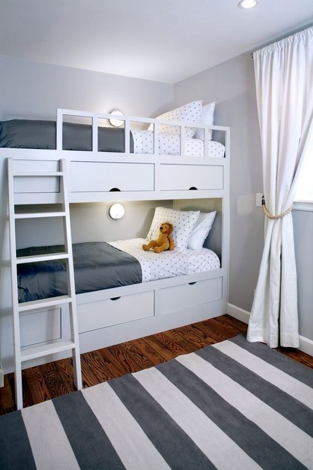 18 Boys Bunk Bed Room Ideas – 4 Important Factors In Choosing A Bunk Bed 04
