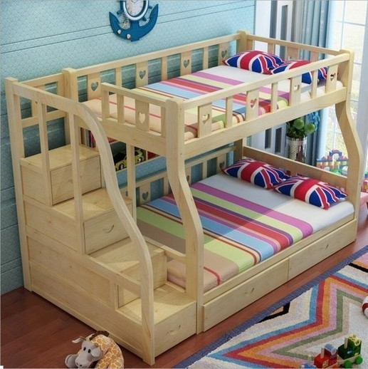 18 Boys Bunk Bed Room Ideas – 4 Important Factors In Choosing A Bunk Bed 06