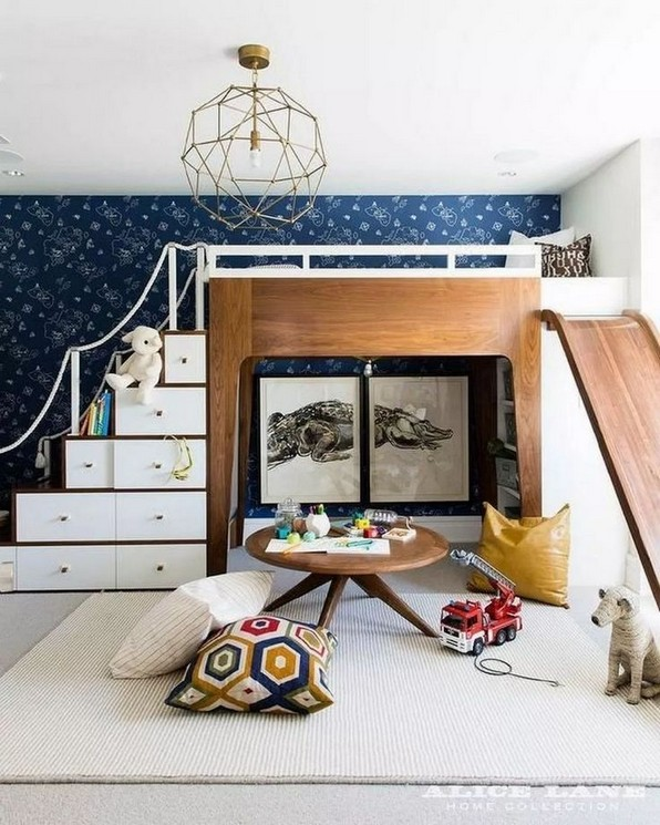 18 Boys Bunk Bed Room Ideas – 4 Important Factors In Choosing A Bunk Bed 22