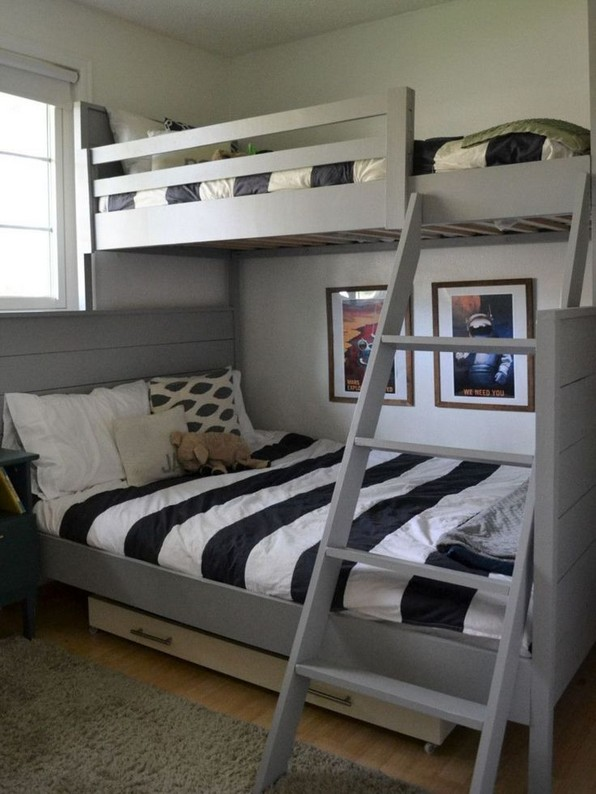18 Boys Bunk Bed Room Ideas – 4 Important Factors In Choosing A Bunk Bed 27