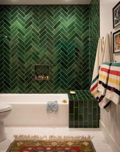 18 Comfy Bathroom Floor Design Ideas 07