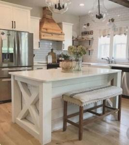 18 Farmhouse Kitchen Ideas On A Budget 12
