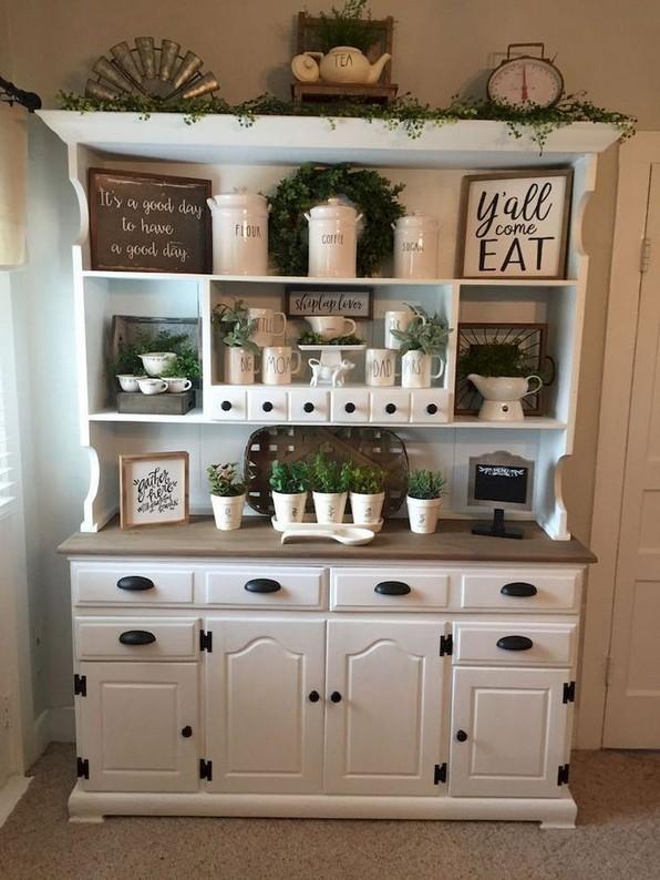 18 Farmhouse Kitchen Ideas On A Budget 22