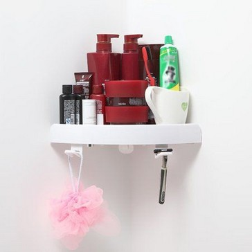 18 Luxury Corner Shelves Ideas 02