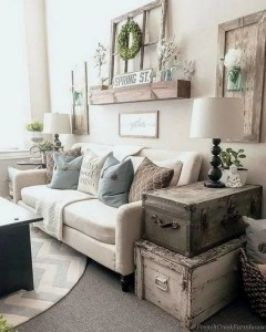 18 Modern Rustic Living Room Furniture 10