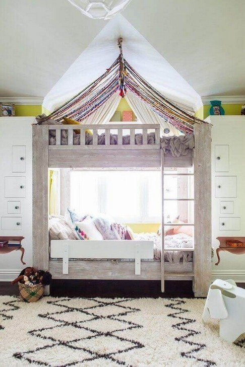 18 Most Popular Kids Bunk Beds Design Ideas 12