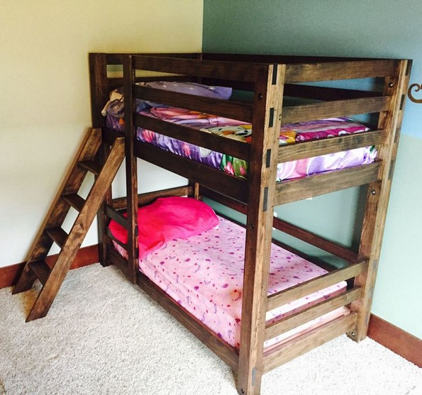 18 Most Popular Kids Bunk Beds Design Ideas 15