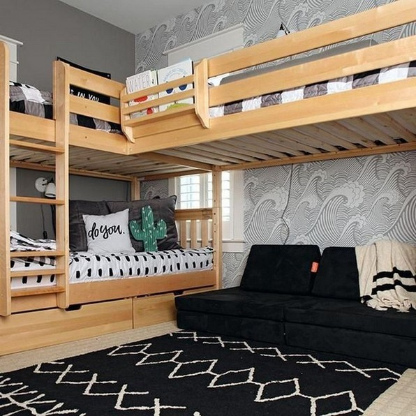 18 Nice Bunk Beds Design Ideas 09 1
