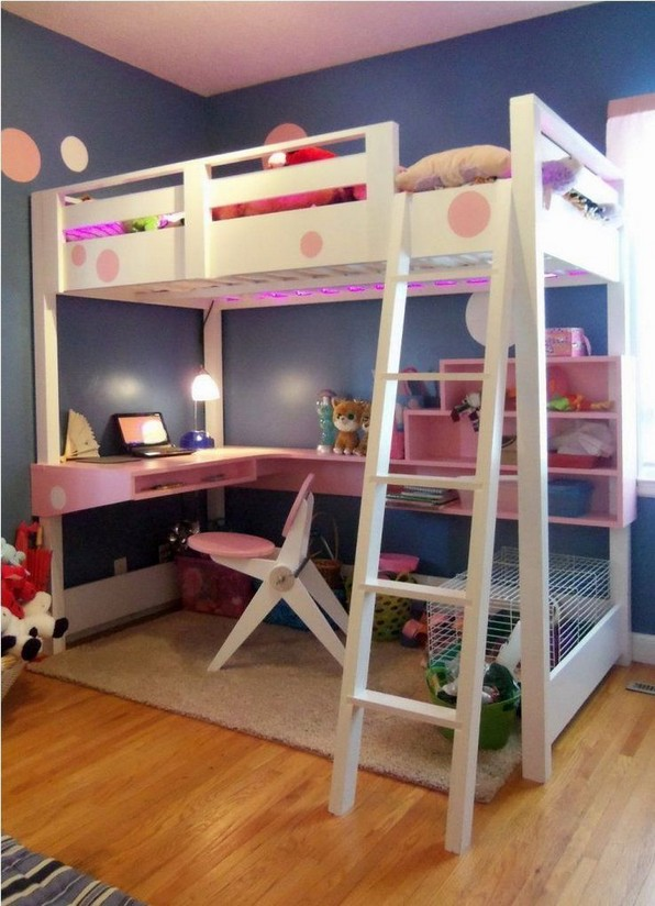 18 Nice Bunk Beds Design Ideas 22