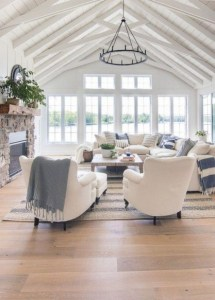 18 Popular Living Room Colors To Inspire Your Apartment Decoration 11