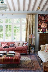18 Popular Living Room Colors To Inspire Your Apartment Decoration 18
