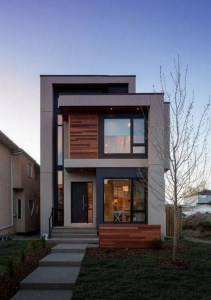 18 Top Choices Beautiful Modern 2 Story House 13