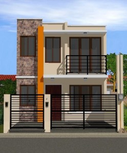 18 Top Choices Beautiful Modern 2 Story House 15