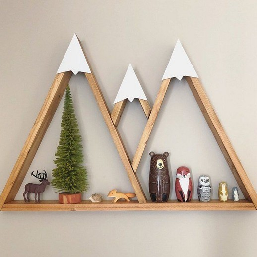 18 Top Choices Wood Wall Shelf 03