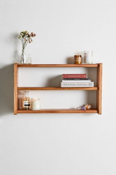 18 Top Choices Wood Wall Shelf 04