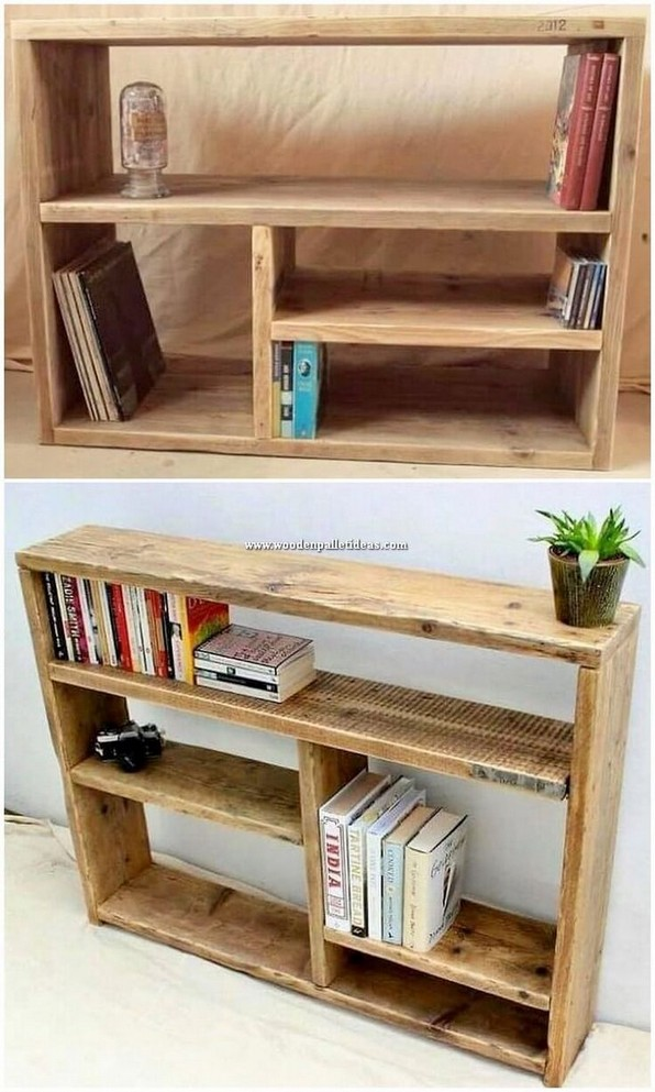 19 Amazing Bookshelf Design Ideas – Essential Furniture In Your Home 12