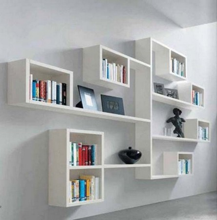 19 Amazing Bookshelf Design Ideas – Essential Furniture In Your Home 17