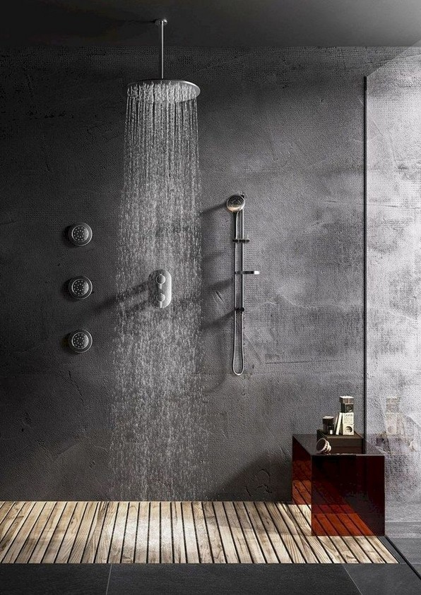 19 Bathroom Shower Makeover Decor Ideas 02