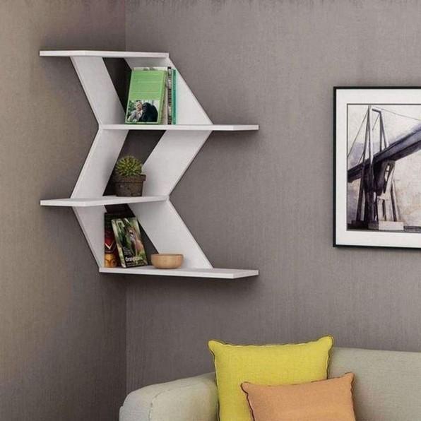 19 Best Of Corner Shelves Ideas 07