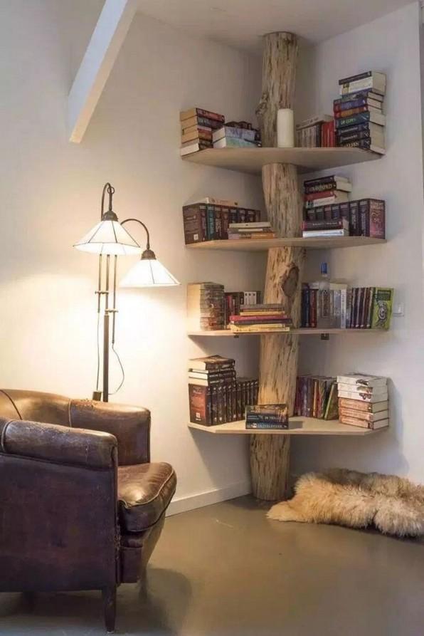 19 Best Of Corner Shelves Ideas 24