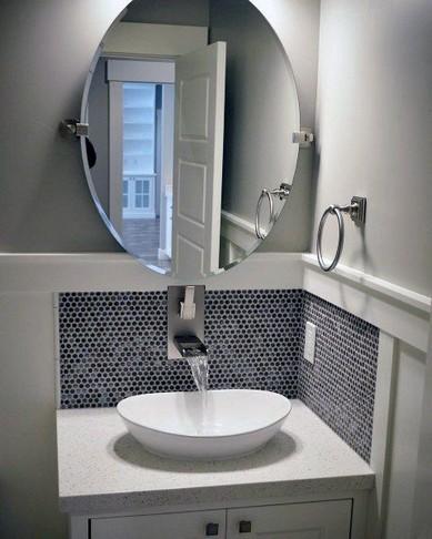 19 Great Bathroom Mirror Ideas 13