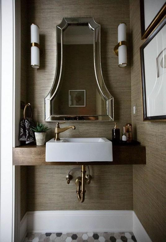 19 Great Bathroom Mirror Ideas 20