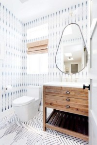 19 Great Bathroom Mirror Ideas 24