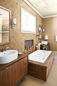 19 Pleasurable Master Bathroom Ideas 26