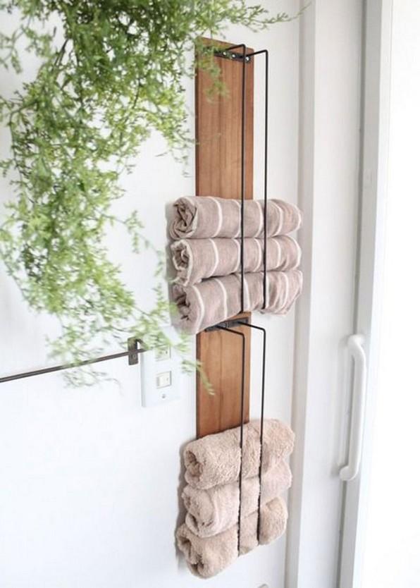 19 Small Bathroom Storage Decoration Ideas 04