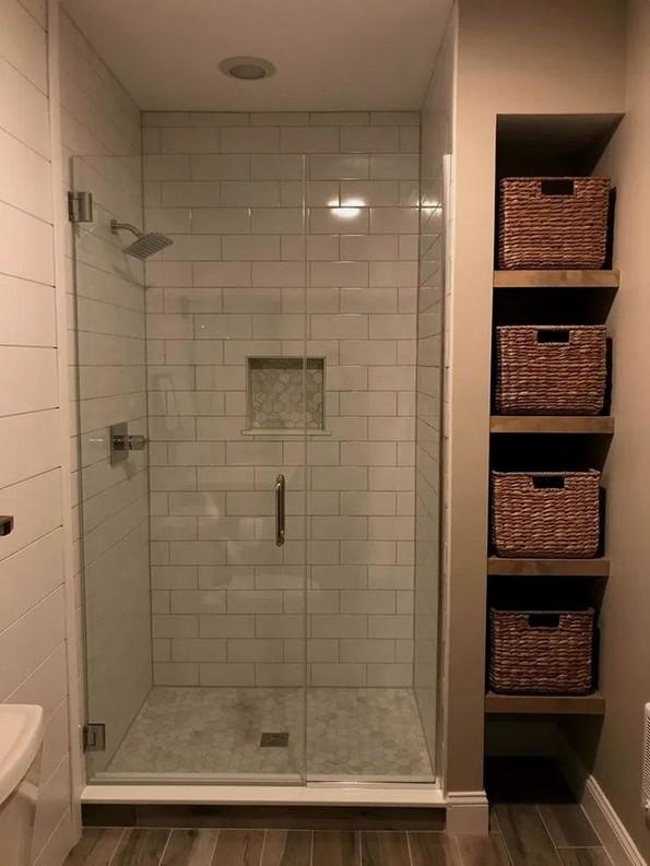 19 Small Bathroom Storage Decoration Ideas 07