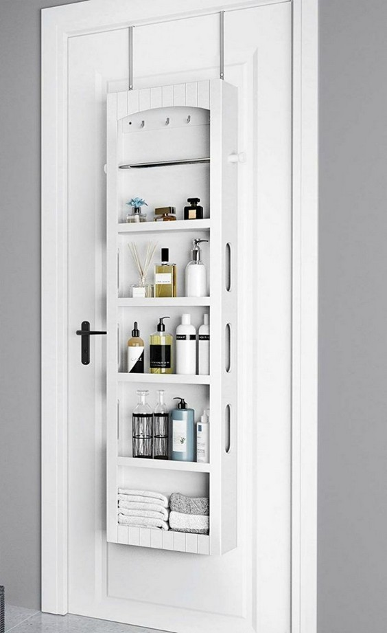 19 Small Bathroom Storage Decoration Ideas 12