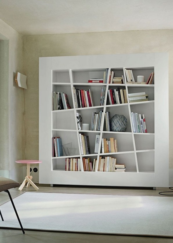 19 Unique Bookshelf Ideas For Book Lovers 03