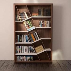 19 Unique Bookshelf Ideas For Book Lovers 07