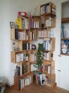 19 Unique Bookshelf Ideas For Book Lovers 23