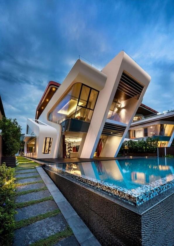 20 Beautiful Modern House Designs Ideas 02