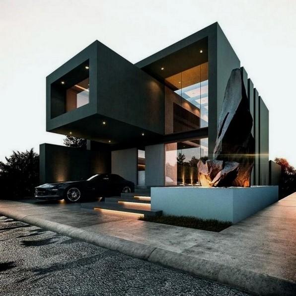 20 Beautiful Modern House Designs Ideas 10