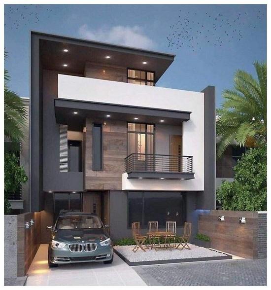 20 Beautiful Modern House Designs Ideas 15