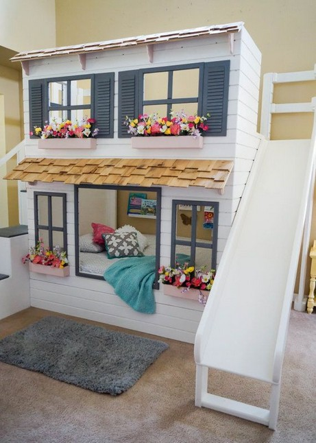 20 Most Popular Kids Bunk Beds Design Ideas 13
