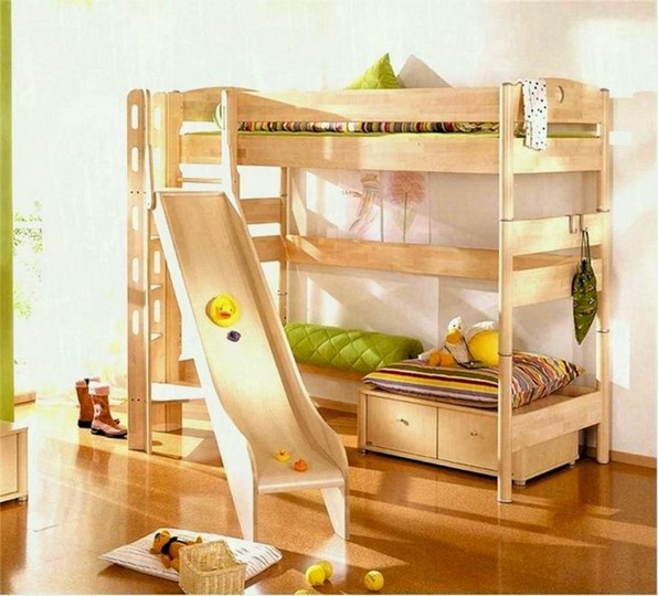20 Most Popular Kids Bunk Beds Design Ideas 20