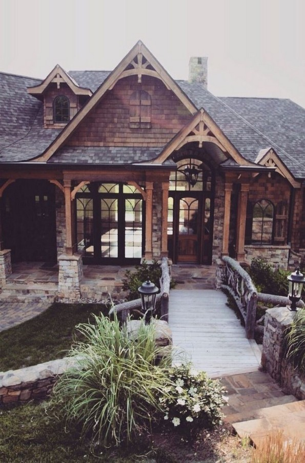 15 Best Rustic Mountain Home Plans 21 1