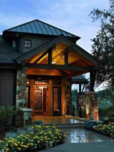 15 Best Rustic Mountain Home Plans 30 1
