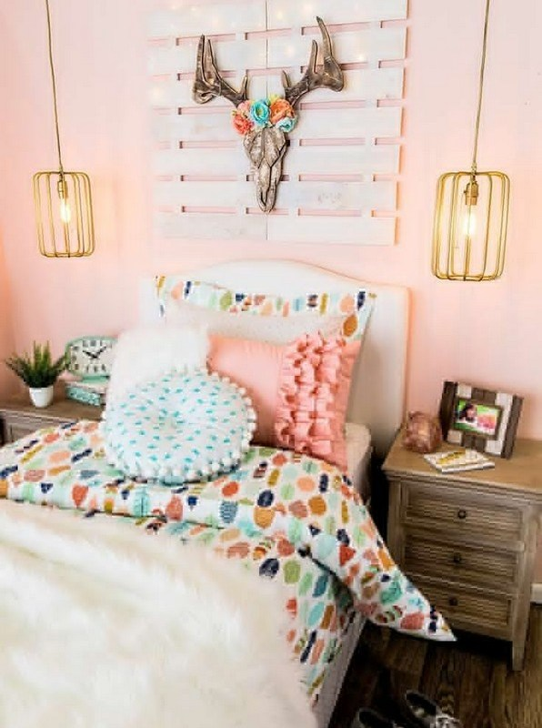 15 Teen's Bedroom Decorating Ideas 09