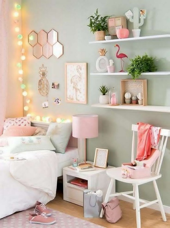 15 Teen's Bedroom Decorating Ideas 11