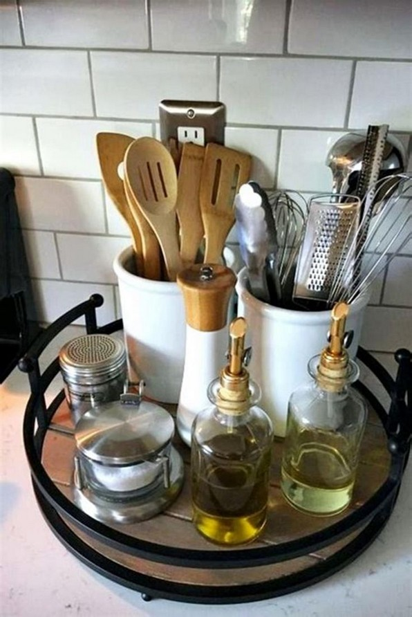 16 Examples Of Cheap Kitchen Decorating Ideas 03